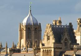 Rooftops of Christ Church