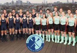 2017 Boat Race crews