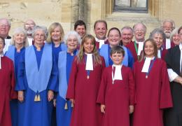 United Benefice Choir, Goring, Streatley and South Stoke