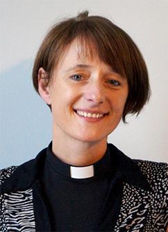 Clare Hayns, Chaplain and Welfare Coordinator