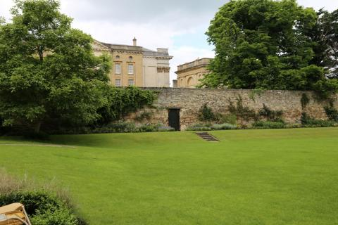 Image of the Cathedral Garden