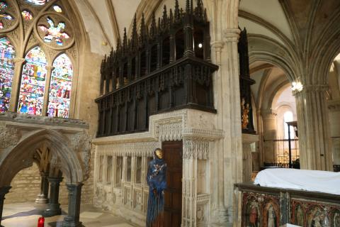 The Chantry Tomb