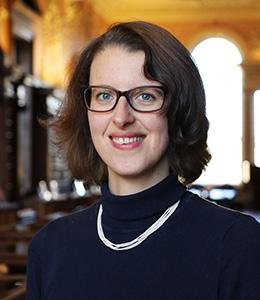Photo of Dr Kathleen Vancleef