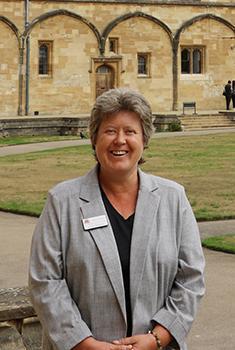 Miranda Hockliffe, Cathedral Visitor Officer