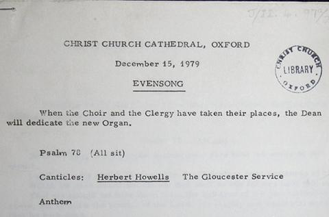 Detail from Christ Church Archives, D&C xiii.c.1/8