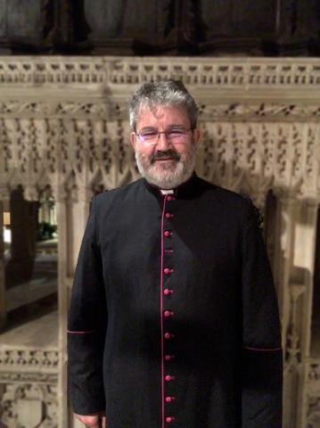Robin Gibbons, Honorary Ecumenical Canon