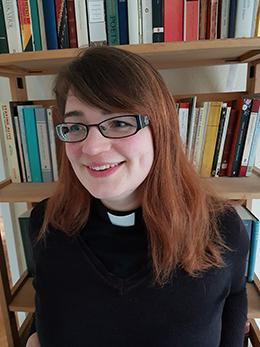 Revd Philippa White