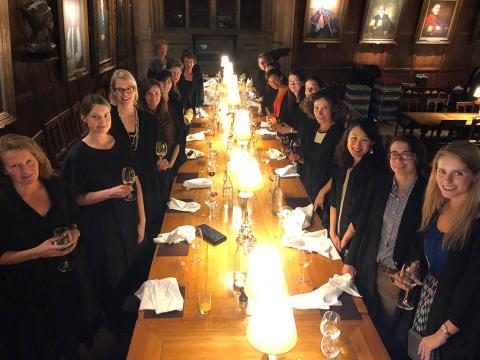 SCR Women's Dinner