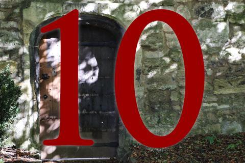 Door 10: King Charles gate