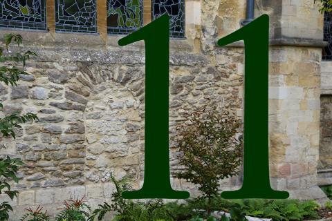 Door 11: Lady Chapel