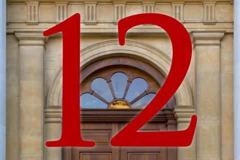 Door 12: The Library