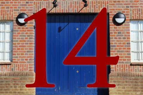 Door 14: The Boathouse