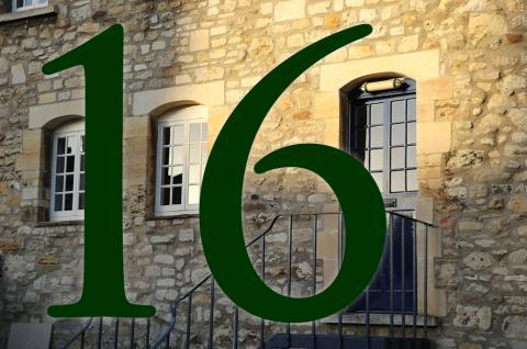 Door 16: Auden's Cottage