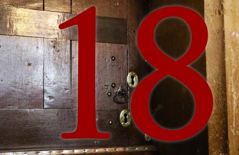 Door 18: The Buttery