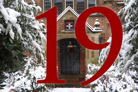 Door 19: Christ Church Cathedral School