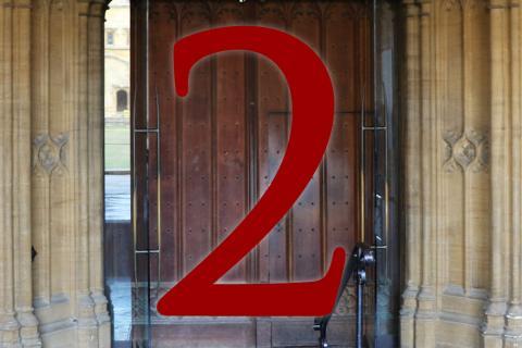 Door 2: Cathedral West Door