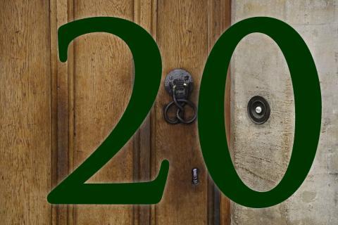 Door 20: The Kitchens