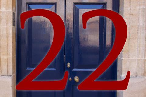 Door 22: The Picture Gallery