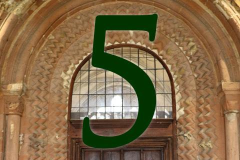 Door 5: Chapter House