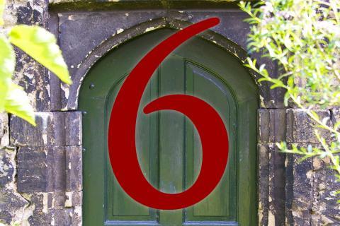 Door 6: The Alice door