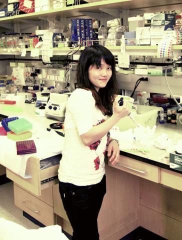 Photo of Dr Alvina Lai