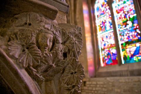 Shrine of St Frideswide
