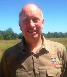 John James, Head Gardener