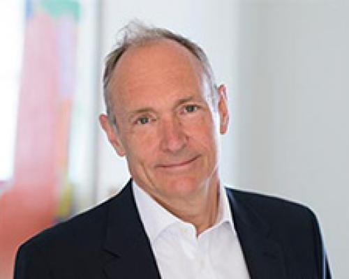 Professor Sir Tim Berners-Lee