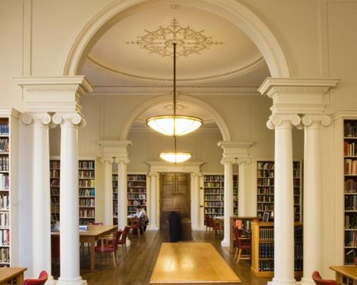 Christ Church Library