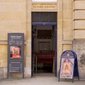 Picture Gallery Entrance