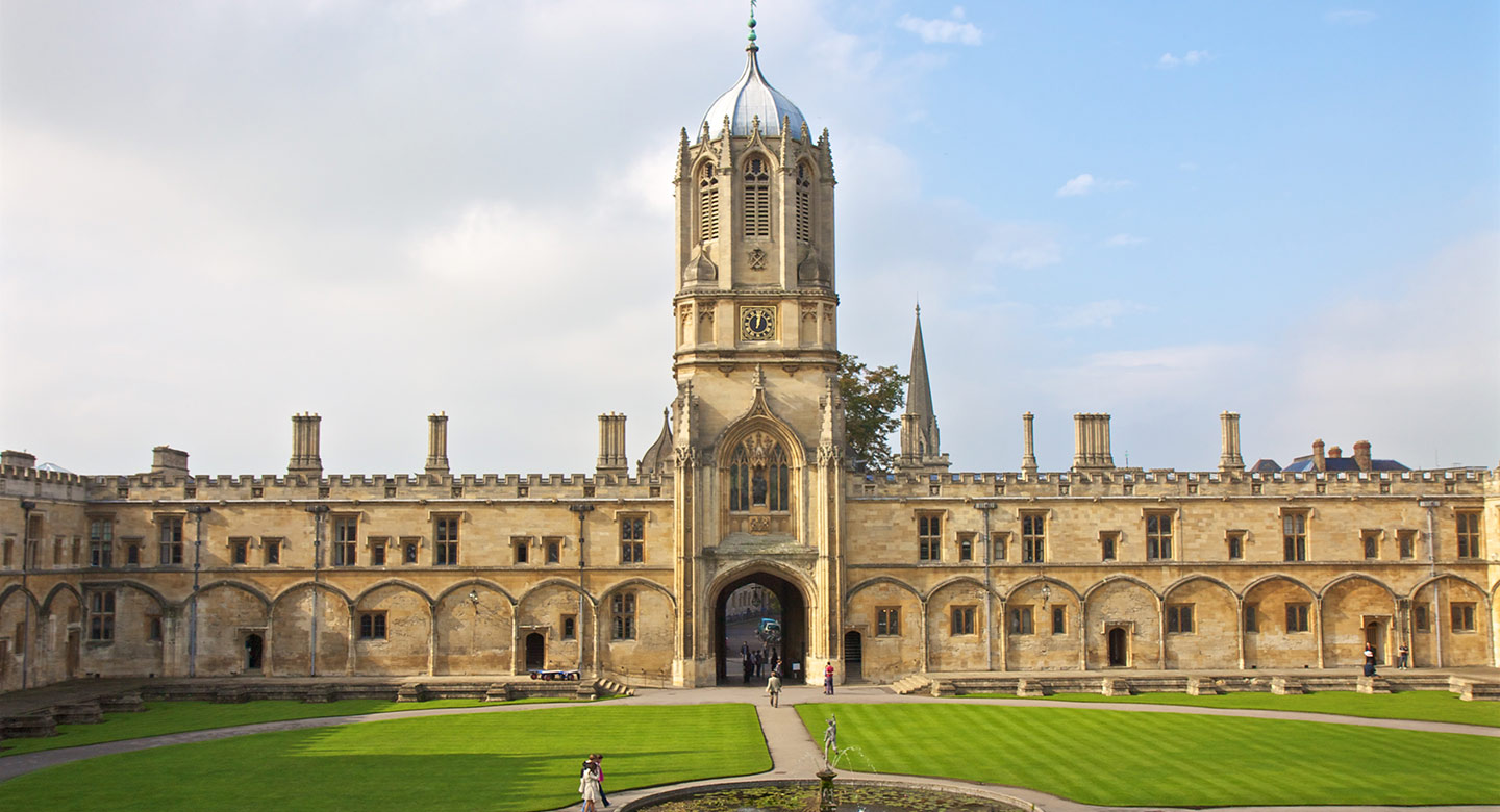 Christ Church Oxford University